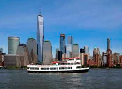Passeio de Barco Lights Cruise - New York