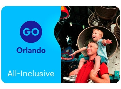 Go Card Orlando - 3 dias