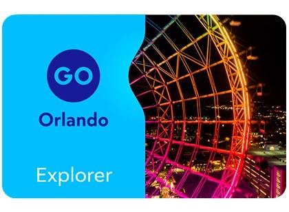 Orlando Explorer Pass - 4 atrações